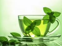 012 Зеленый чай с мятой, 100ml