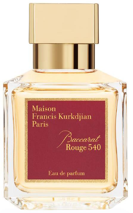 Версия В67/1 MaisonFrancisKURKJIAN-Baccarat Rouge 540,100ml