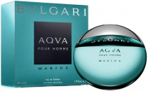 Версия О82 BVLGARI - Aquamarine pour homme,100ml